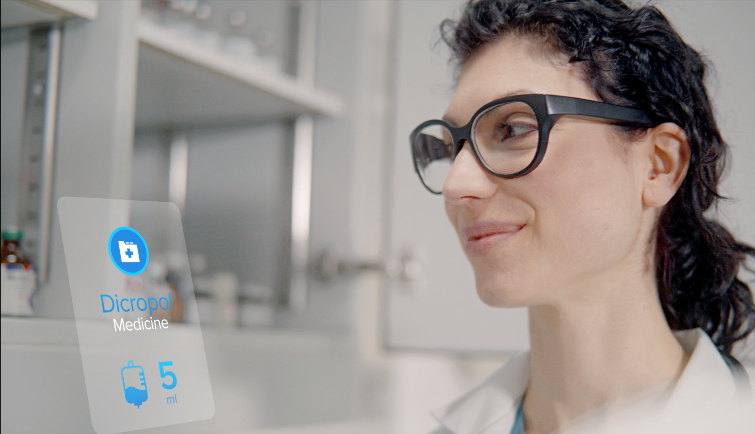 tooz Smart Glasses in everyday clinical practice